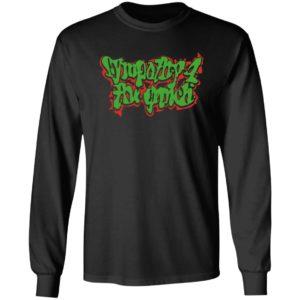100 Gecs Merch Sympathy 4 The Grinch Long Sleeve Tee Shirt