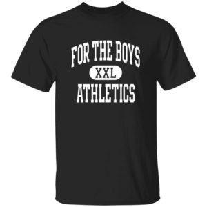 Bussin With The Boys Merch For The Boys Athletics Shirt Barstool Sports