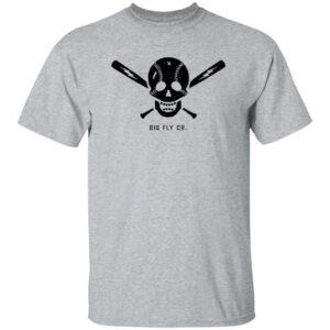 Big Fly Gear Merch Dead Ball Tee Shirt