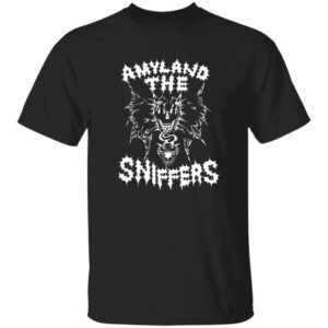 Amyl and the Sniffers Merch Snake Shirt Hello Merch